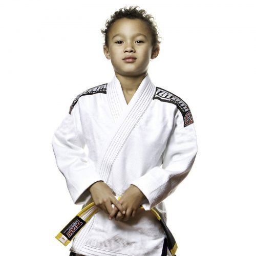 Tatami Kids Nova BJJ Gi White