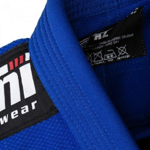 Tatami Kids Nova BJJ Gi Blue youth kimono uniform brazilian jiu jitsu submission scramble manto gameness larai uk international worldwide shipping