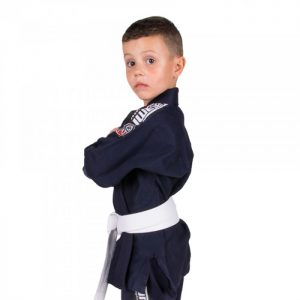 Tatami Kids Nova BJJ Gi Navy uniform kimono brazilian jiu jitsu manto youth gameness scramble larai uk international worldwide shipping