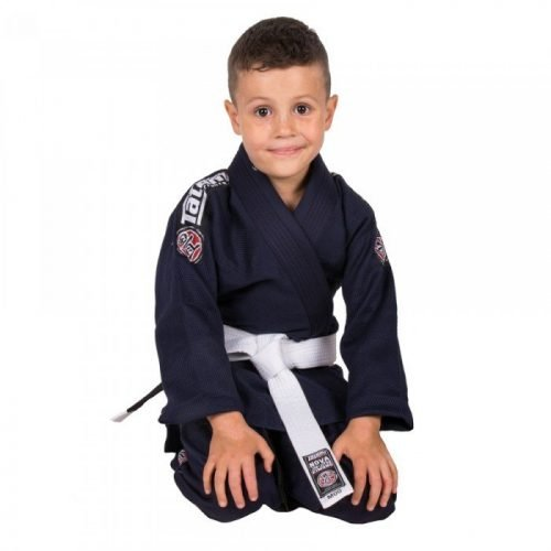 Tatami Kids Nova BJJ Gi Navy uniform kimono brazilian jiu jitsu manto youth gameness scramble larai uk international worldwide shipping