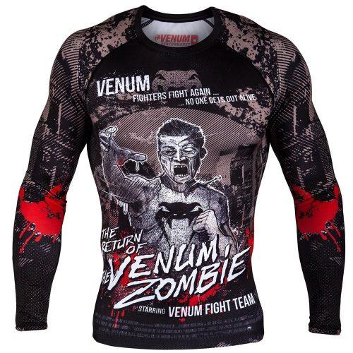 Venum Zombie Return Long Sleeve Rash Guard