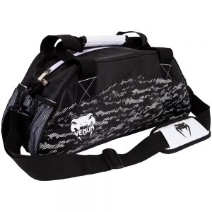 Venum Camoline Sports Bag Black White