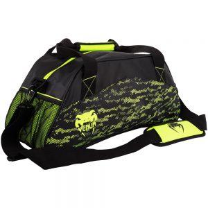 Venum Camoline Sports Bag Black Yellow