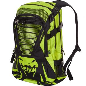 Venum Challenger Pro Backpack Black Yellow