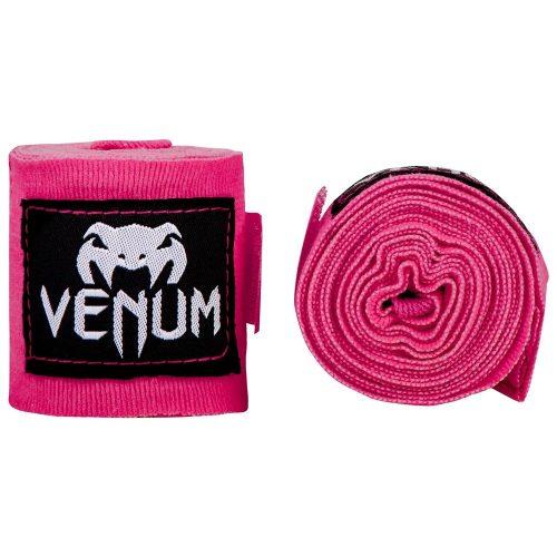 Venum Kontact Hand Wraps in Pink 4m