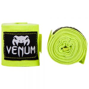 Venum Kontact Hand Wraps Yellow 4M