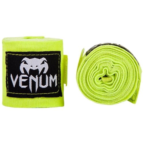 Venum Kontact Hand Wraps Yellow 4M