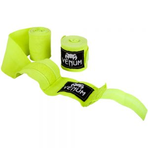 Venum Kontact Hand Wraps Yellow 2.5M