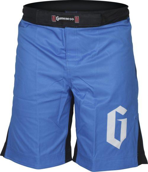 Gameness Strike Shorts Blue Black