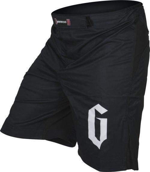Gameness Strike Shorts Black