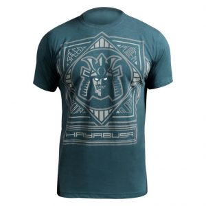 Hayabusa Warrior Code Blue T-Shirt