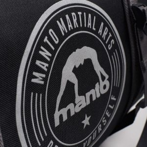 Manto Compact Duffel Bag Black