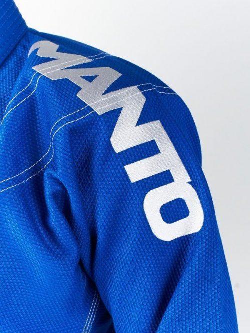 Manto X2 BJJ Gi Blue