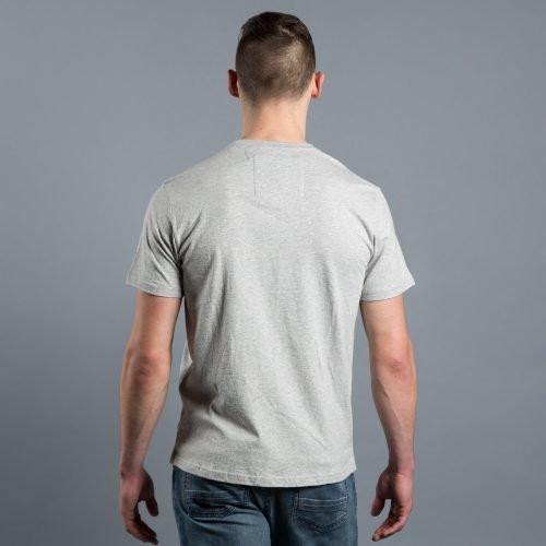 Scramble Grande Logo T-Shirt Grey