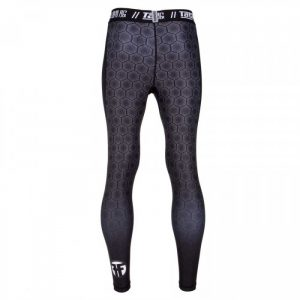 Tatami Essentials Black Hexagon Fractal Spats