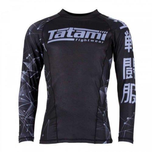 Tatami ® Essentials Fractal Rash Guard - No-Gi Jiu Jitsu