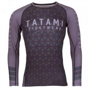 Tatami Graphite Prism Rash Guard