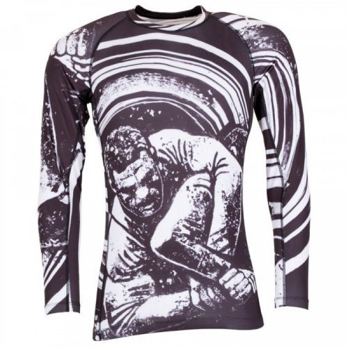 Tatami Grapplers Collective Kimura Rash Guard