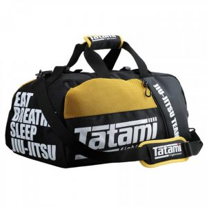Tatami Jiu Jitsu Gear Bag Yellow