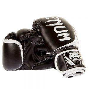 Venum Challenger 2.0 Boxing Gloves Black White