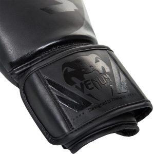 Venum Challenger 2.0 Boxing Gloves Black on Black