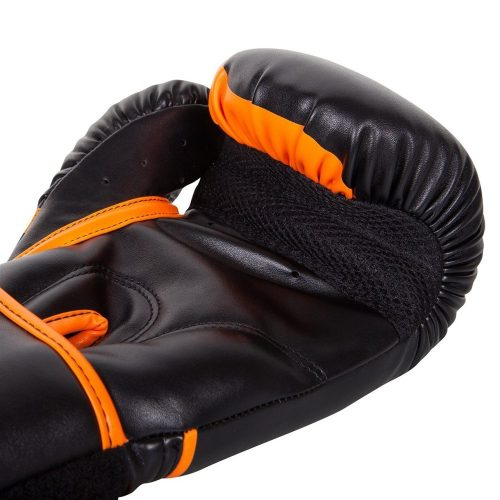 Venum Neon Challenger 2.0 Boxing Gloves Black Neo Orange