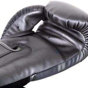 Venum Elite Boxing Gloves Grey