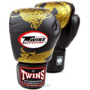 Twins Black Dragon FBGV-23 Boxing Gloves - twins special boxing gloves