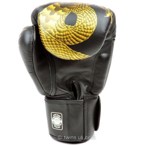 Twins Black Dragon FBGV-23 Boxing Gloves