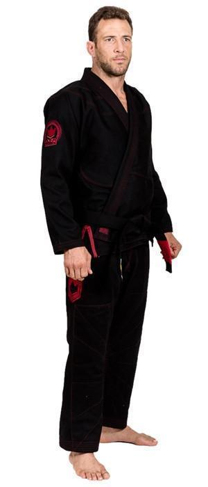 Kingz Black Knight BJJ Gi