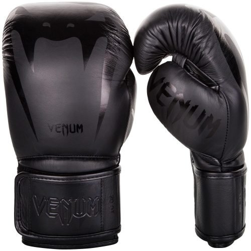 Venum Giant 3.0 Boxing Gloves in Black