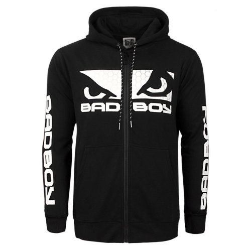 Bad Boy Ground N Pound Hoodie Black