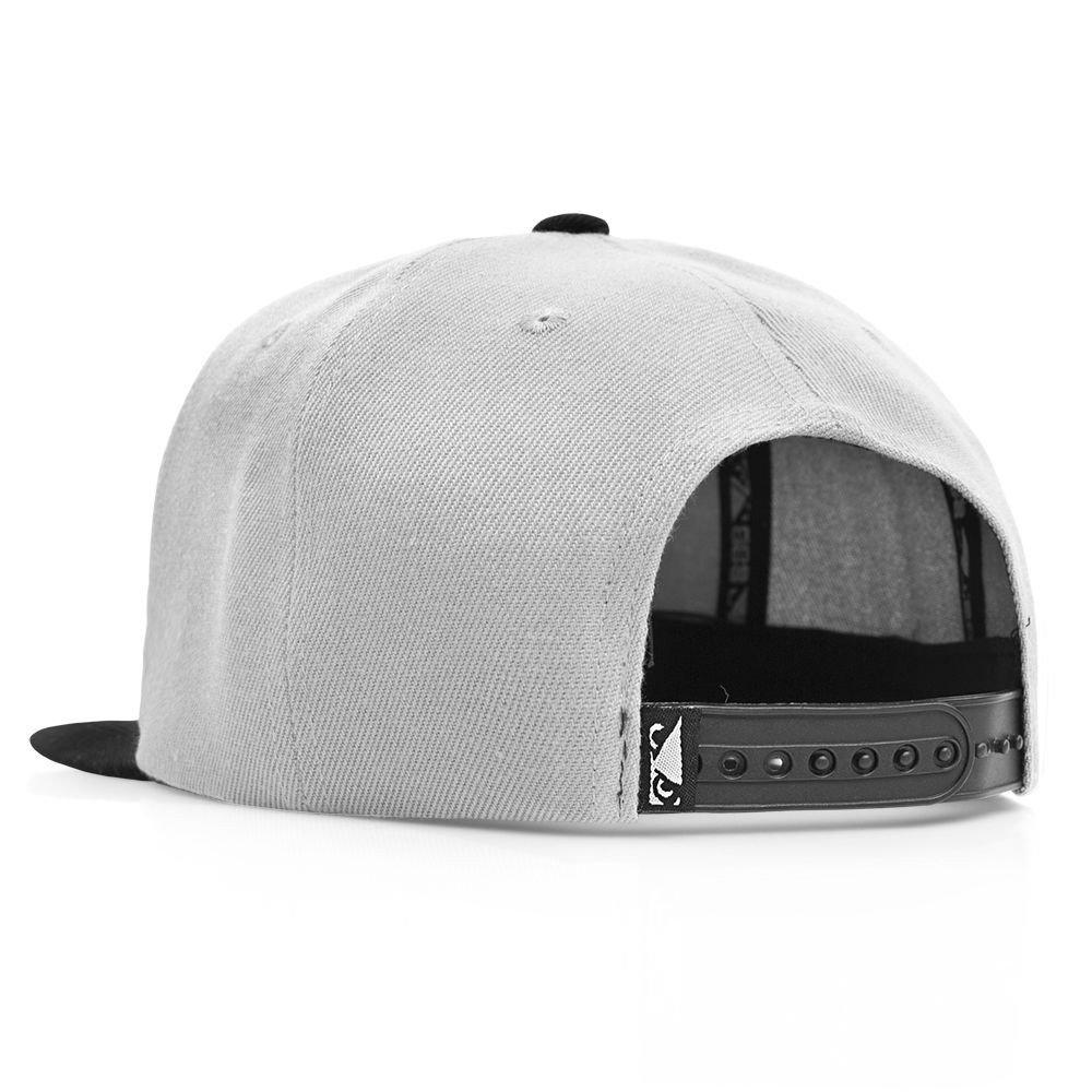 Bad Boy Original Fight Team Snapback Hat Grey  9cf5d7a18caf