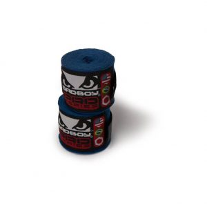 Bad Boy Stretch Hand Wraps Blue 3.5M