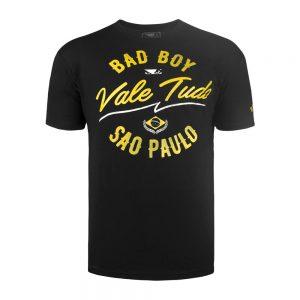 Bad Boy T-Shirt Vale Tudo Black