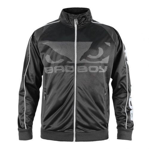 Bad Boy All Around Track Jacket Black Grey