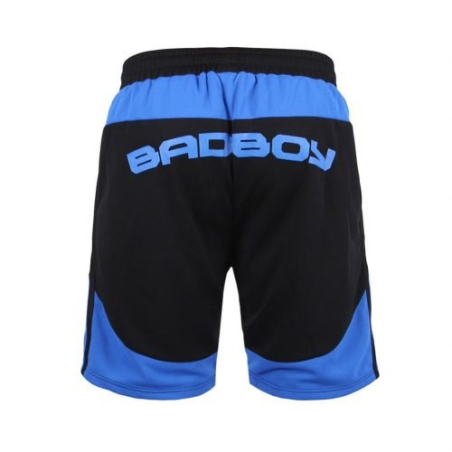 Bad Boy Force Shorts Black Blue