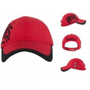 Cleto Reyes Red Logo Cap