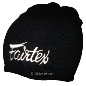 Fairtex BN3 Beanie Hat Black