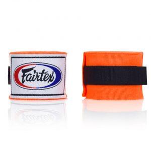 Fairtex Hand Wraps 4.5M Orange HW2 Stretch