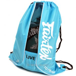 Fairtex Sach Bag Sky Blue BAG6