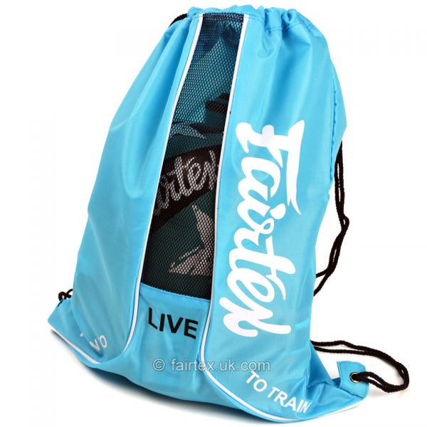 Fairtex Sach Bag Sky Blue BAG6