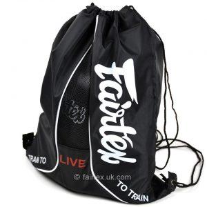 Fairtex Sach Bag Black BAG6