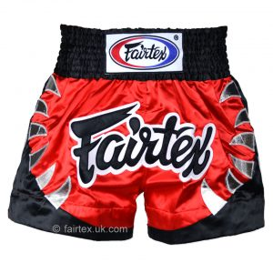 Fairtex Yodsanklai Bite Muay Thai Shorts