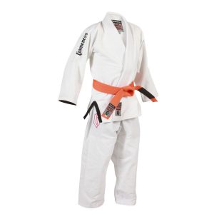Gameness Air Kids BJJ GI White G1302