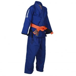 Gameness Air Kids BJJ GI Blue G1302