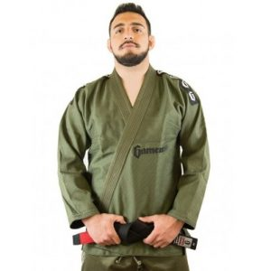 Gameness Pearl Limited Edition BJJ Gi Military Green