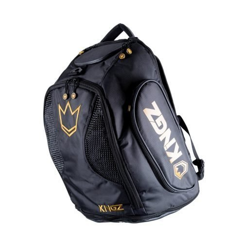 Kingz Convertible Training Bag Black