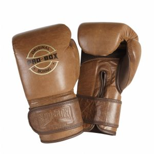 Pro Box Original Collection Leather Boxing Gloves