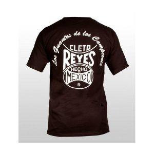 Cleto Reyes Boxing Logo T-Shirt Black